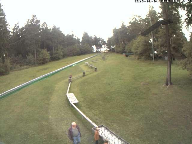 Webcam Skigebiet Wasserkuppe Rh�n